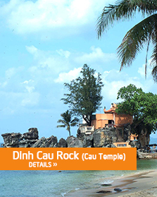 Dinh Cau Rock (Cau Temple)