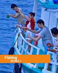 Fishing in Phu Quoc Island